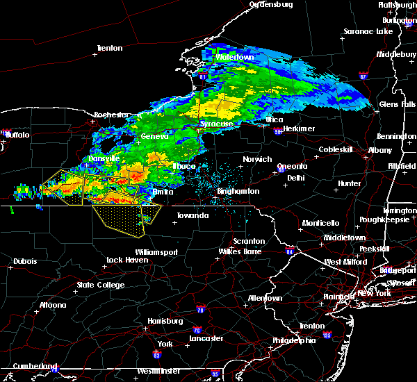 Radar Image for Severe Thunderstorms near Addison, NY at 7/20/2017 3:01 PM EDT