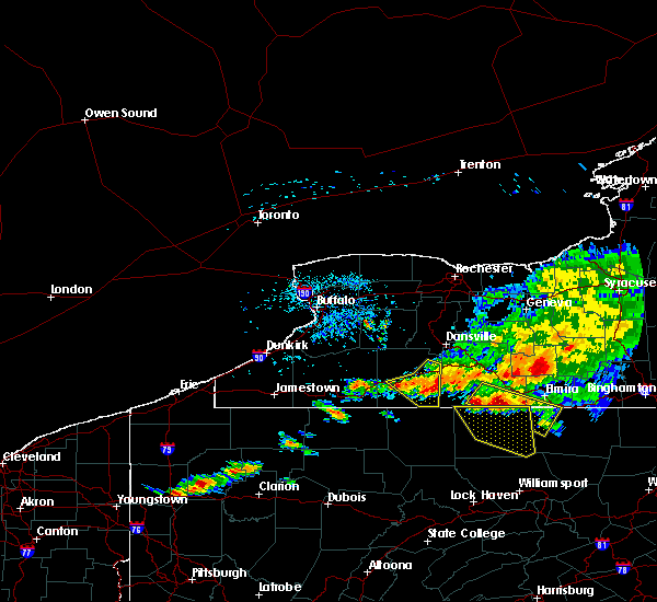 Radar Image for Severe Thunderstorms near Scio, NY at 7/20/2017 3:10 PM EDT