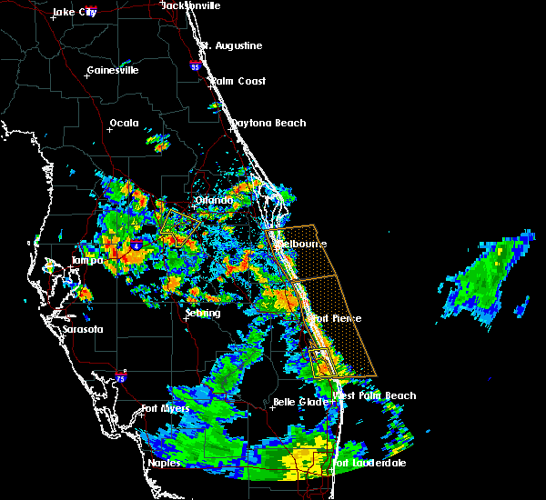 Radar Image for Severe Thunderstorms near Bay Hill, FL at 7/21/2017 2:15 PM EDT