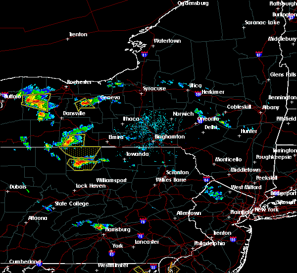 Radar Image for Severe Thunderstorms near Addison, NY at 7/23/2017 3:48 PM EDT