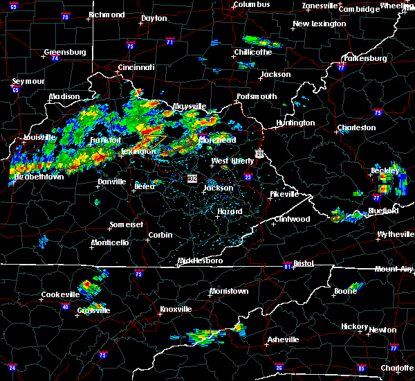 Radar Image for Severe Thunderstorms near Carlisle, KY at 8/2/2017 3:14 PM EDT