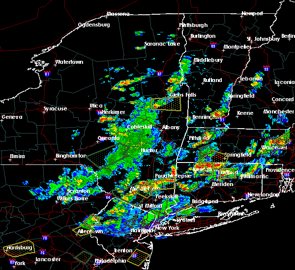 Radar Image for Severe Thunderstorms near Holyoke, MA at 8/2/2017 3:14 PM EDT