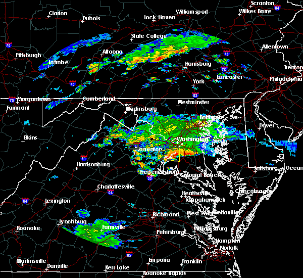 Radar Image for Severe Thunderstorms near Crosspointe, VA at 8/11/2017 8:42 PM EDT