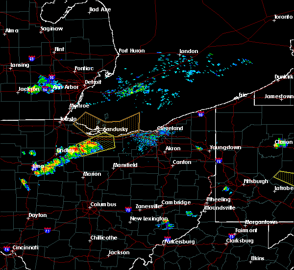 Radar Image for Severe Thunderstorms near Attica, OH at 8/21/2017 3:41 PM EDT