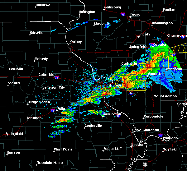 Radar Image for Severe Thunderstorms near Lebanon, IL at 11/5/2017 4:05 PM CDT