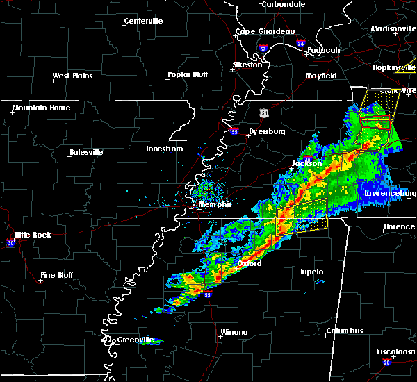 Radar Image for Severe Thunderstorms near Corinth, MS at 11/18/2017 3:35 PM CST