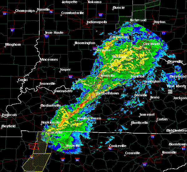 Radar Image for Severe Thunderstorms near Brownsville, KY at 11/18/2017 4:06 PM CST