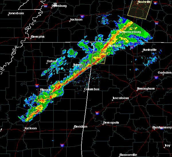 Radar Image for Severe Thunderstorms near Russellville, AL at 11/18/2017 4:57 PM CST
