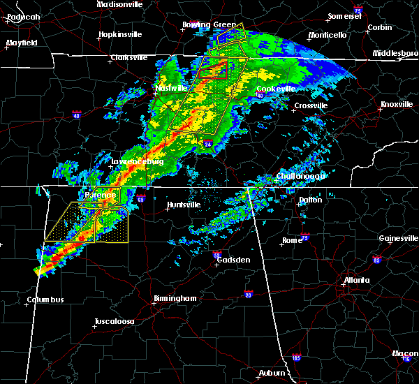 Radar Image for Severe Thunderstorms near Hatton, AL at 11/18/2017 5:19 PM CST