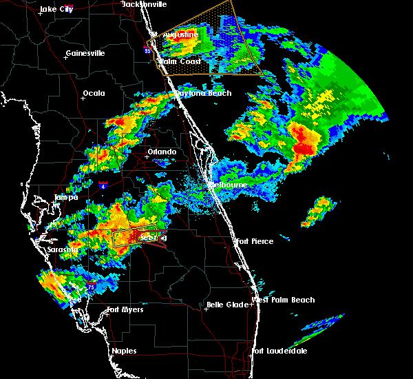 Interactive Hail Maps Hail Map For Sebring Fl