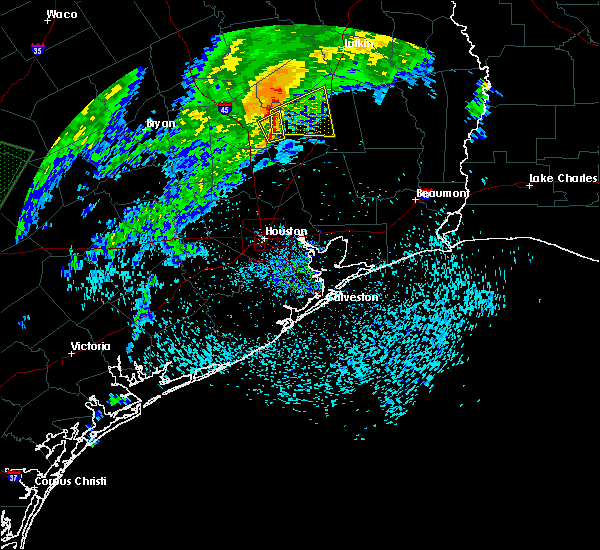 Radar Image for Severe Thunderstorms near Cape Royale, TX at 3/28/2018 11:31 AM CDT