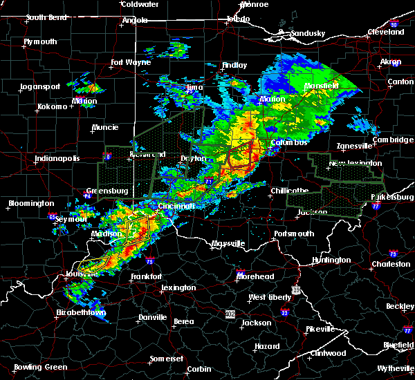 Radar Image for Severe Thunderstorms near Ghent, KY at 4/3/2018 5:27 PM EDT