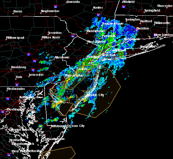 Radar Image for Severe Thunderstorms near Oak Valley, NJ at 4/4/2018 1:17 PM EDT