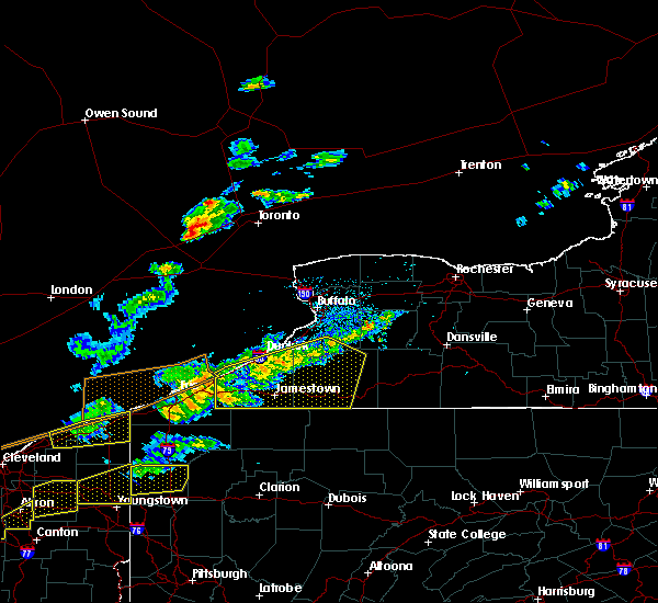 Radar Image for Severe Thunderstorms near Frewsburg, NY at 5/4/2018 3:39 PM EDT