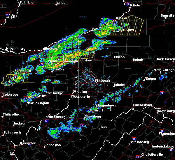 Radar Image for Severe Thunderstorms near West Pittsburg, PA at 5/4/2018 3:48 PM EDT