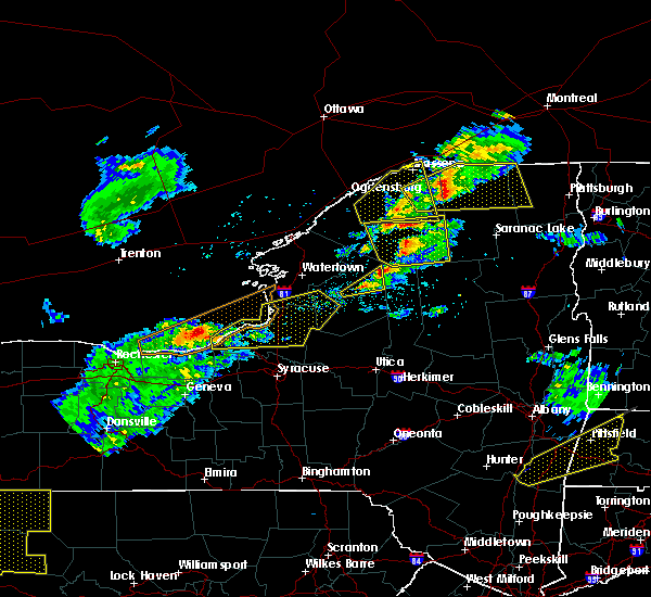 Radar Image for Severe Thunderstorms near Fair Haven, NY at 5/4/2018 5:04 PM EDT