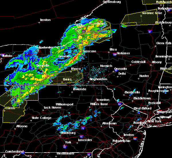 Radar Image for Severe Thunderstorms near Cortland West, NY at 5/4/2018 5:53 PM EDT