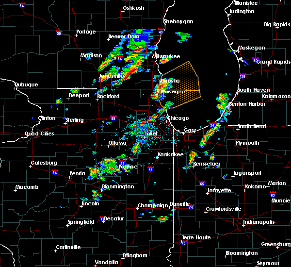 Radar Image for Severe Thunderstorms near Lisle, IL at 5/9/2018 5:05 PM CDT