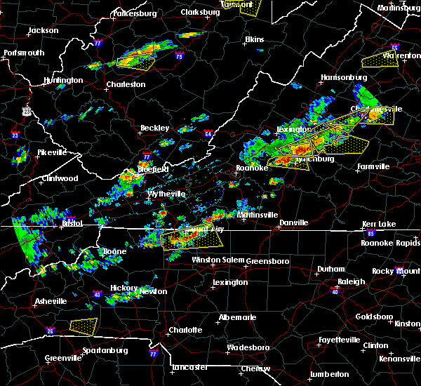 Radar Image for Severe Thunderstorms near Arrington, VA at 5/10/2018 2:49 PM EDT