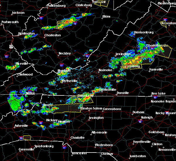 Radar Image for Severe Thunderstorms near Arrington, VA at 5/10/2018 3:07 PM EDT