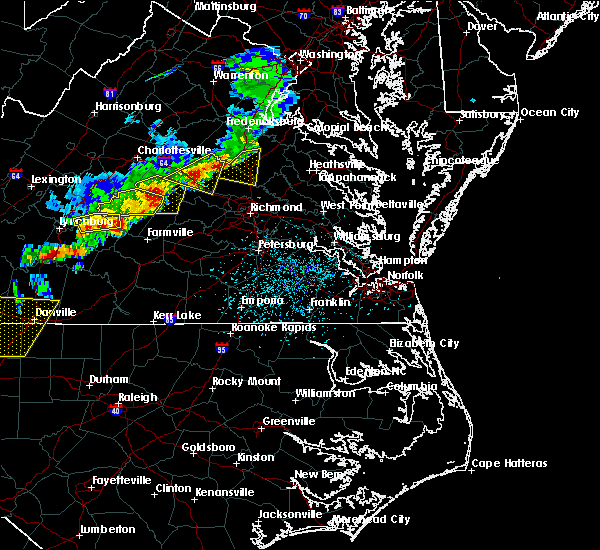 Radar Image for Severe Thunderstorms near Dillwyn, VA at 5/10/2018 3:41 PM EDT