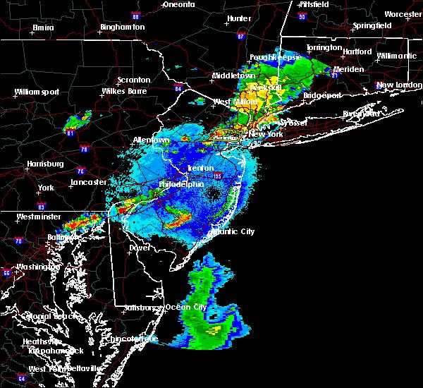 Radar Image for Severe Thunderstorms near Roselle Park, NJ at 5/10/2018 9:01 PM EDT