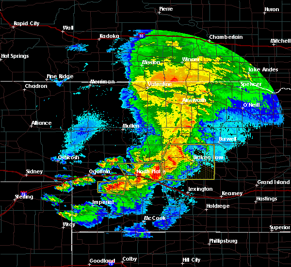 Radar Image for Severe Thunderstorms near Arnold, NE at 5/10/2018 10:08 PM CDT