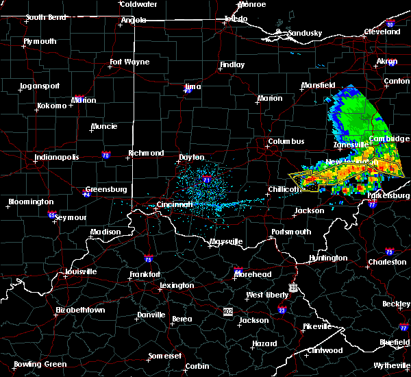 Radar Image for Severe Thunderstorms near Logan, OH at 5/14/2018 2:16 PM EDT