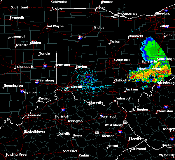 Radar Image for Severe Thunderstorms near Logan, OH at 5/14/2018 2:22 PM EDT
