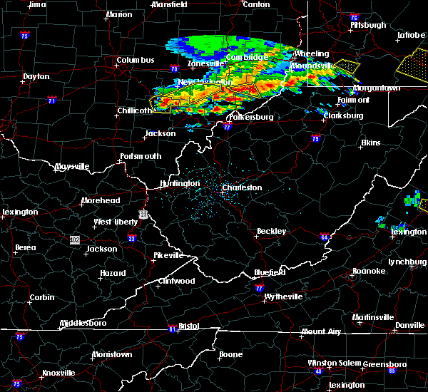 Radar Image for Severe Thunderstorms near Malta, OH at 5/14/2018 2:26 PM EDT