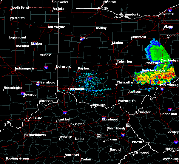 Radar Image for Severe Thunderstorms near Logan, OH at 5/14/2018 2:28 PM EDT