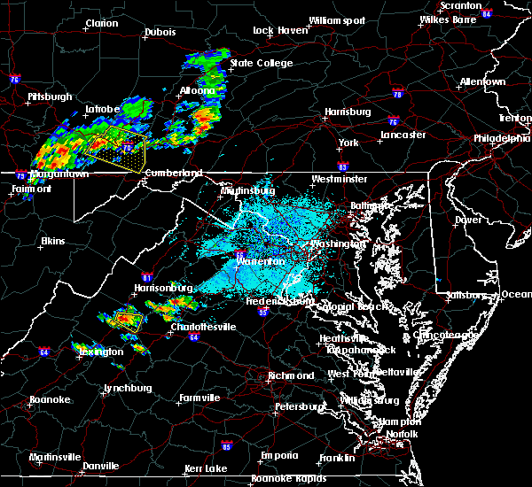 Radar Image for Severe Thunderstorms near Dooms, VA at 5/14/2018 2:37 PM EDT