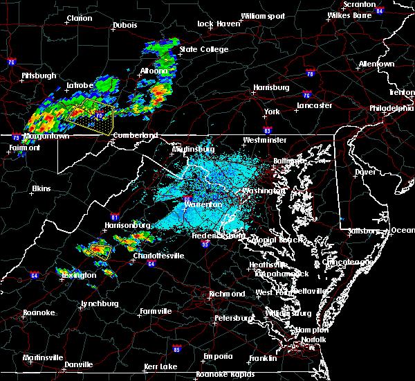 Radar Image for Severe Thunderstorms near New Hope, VA at 5/14/2018 2:37 PM EDT