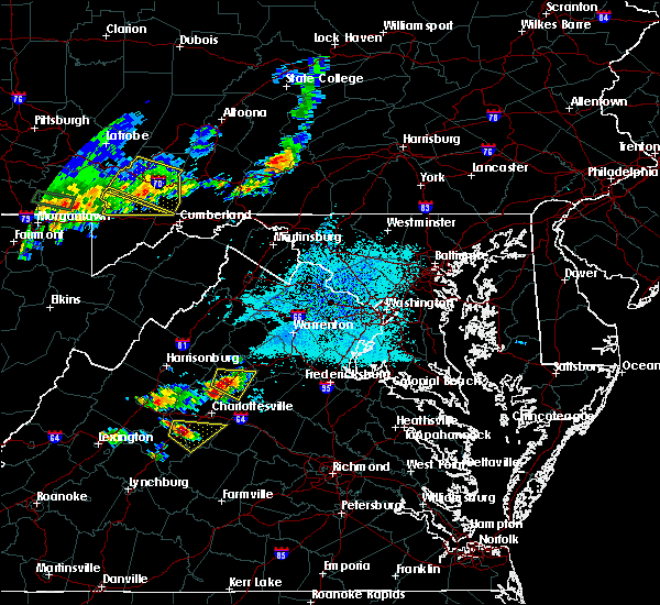 Radar Image for Severe Thunderstorms near Twin Lakes, VA at 5/14/2018 3:04 PM EDT