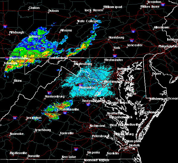 Radar Image for Severe Thunderstorms near Twin Lakes, VA at 5/14/2018 3:35 PM EDT
