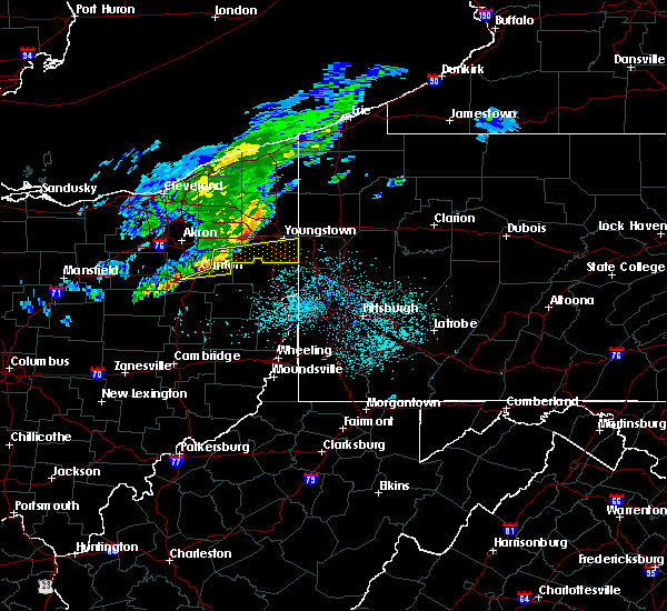 Radar Image for Severe Thunderstorms near Massillon, OH at 5/15/2018 10:30 AM EDT