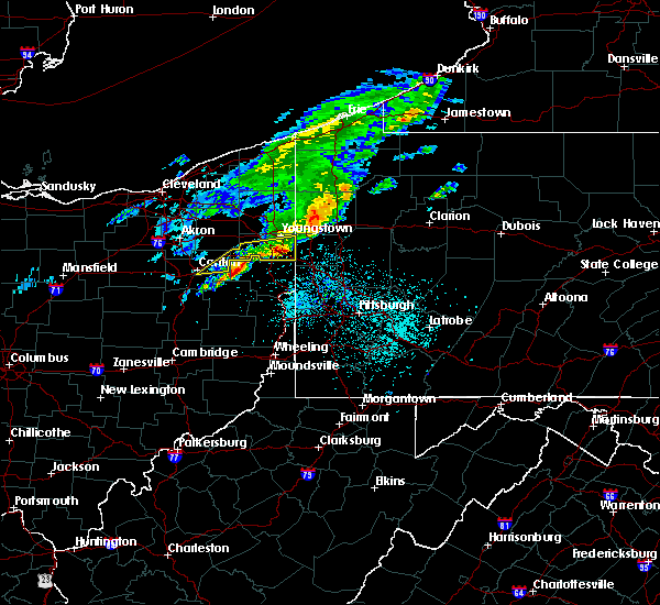 Radar Image for Severe Thunderstorms near Calcutta, OH at 5/15/2018 11:12 AM EDT