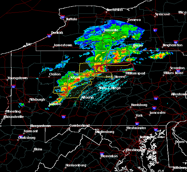 Radar Image for Severe Thunderstorms near Liberty, PA at 5/15/2018 1:28 PM EDT