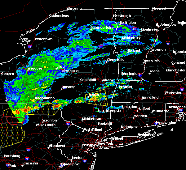 Radar Image for Severe Thunderstorms near Hudson, NY at 5/15/2018 2:23 PM EDT