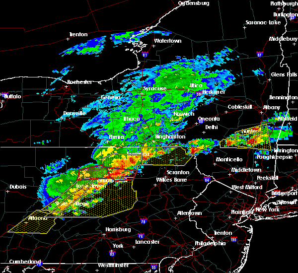 Radar Image for Severe Thunderstorms near New Columbus, PA at 5/15/2018 2:30 PM EDT
