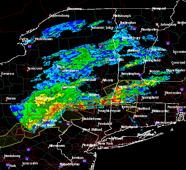 Radar Image for Severe Thunderstorms near Kingston, NY at 5/15/2018 3:17 PM EDT
