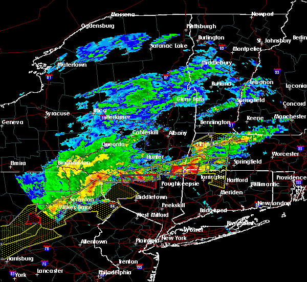 Radar Image for Severe Thunderstorms near Canaan, CT at 5/15/2018 3:20 PM EDT