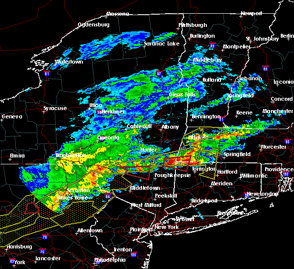 Radar Image for Severe Thunderstorms near Kingston, NY at 5/15/2018 3:29 PM EDT
