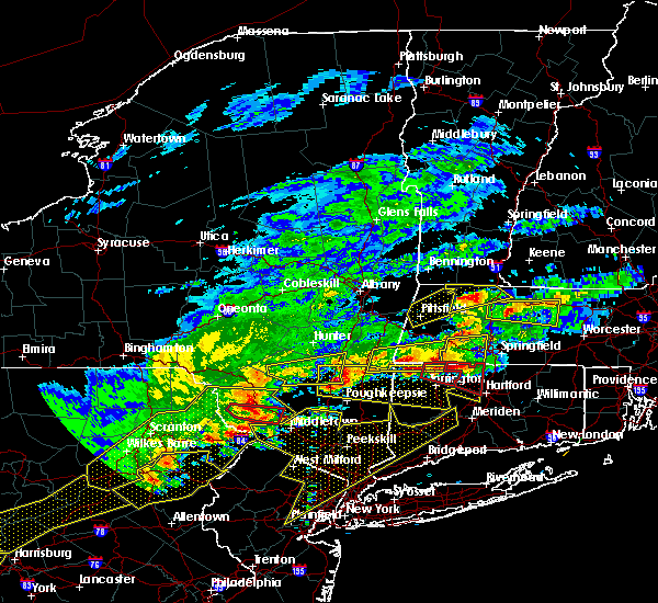 Radar Image for Severe Thunderstorms near Milton, NY at 5/15/2018 3:45 PM EDT