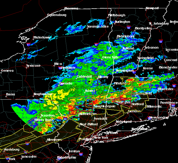 Radar Image for Severe Thunderstorms near Milton, NY at 5/15/2018 3:54 PM EDT