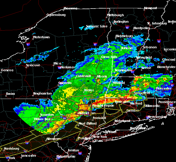 Radar Image for Severe Thunderstorms near Milton, NY at 5/15/2018 4:10 PM EDT