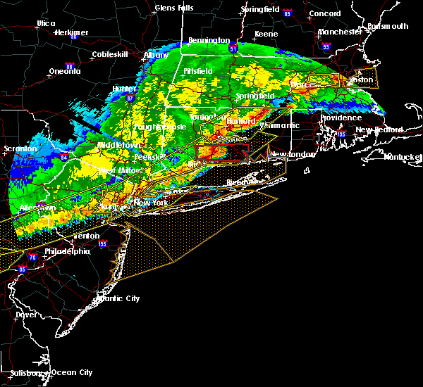 Radar Image for Severe Thunderstorms near Paterson, NJ at 5/15/2018 5:24 PM EDT