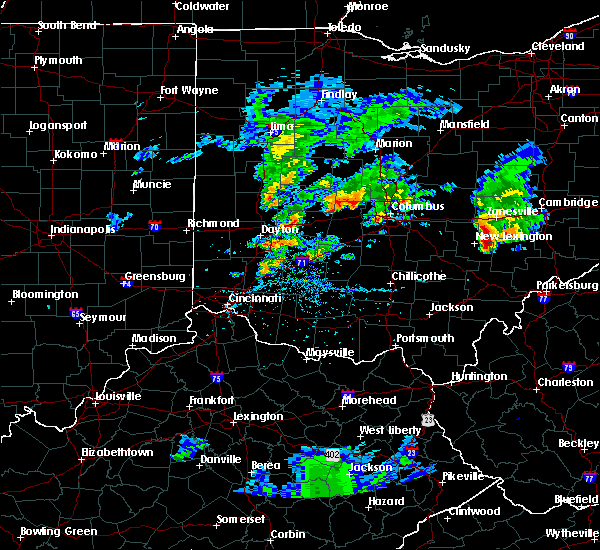 Radar Image for Severe Thunderstorms near New Lexington, OH at 5/15/2018 5:27 PM EDT