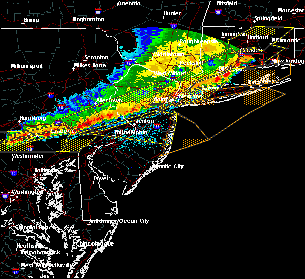 Radar Image for Severe Thunderstorms near Roebling, NJ at 5/15/2018 5:28 PM EDT