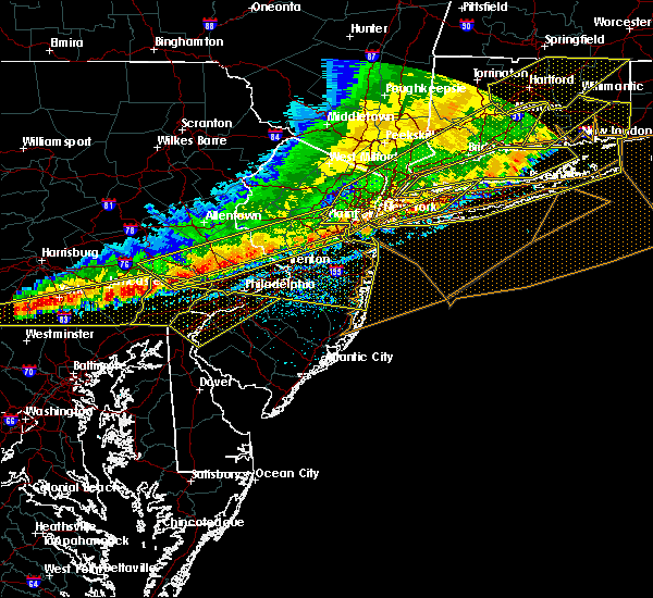 Radar Image for Severe Thunderstorms near Bear, DE at 5/15/2018 5:43 PM EDT